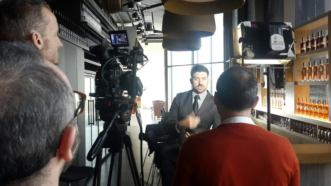 interview whisky tasting event istanbul