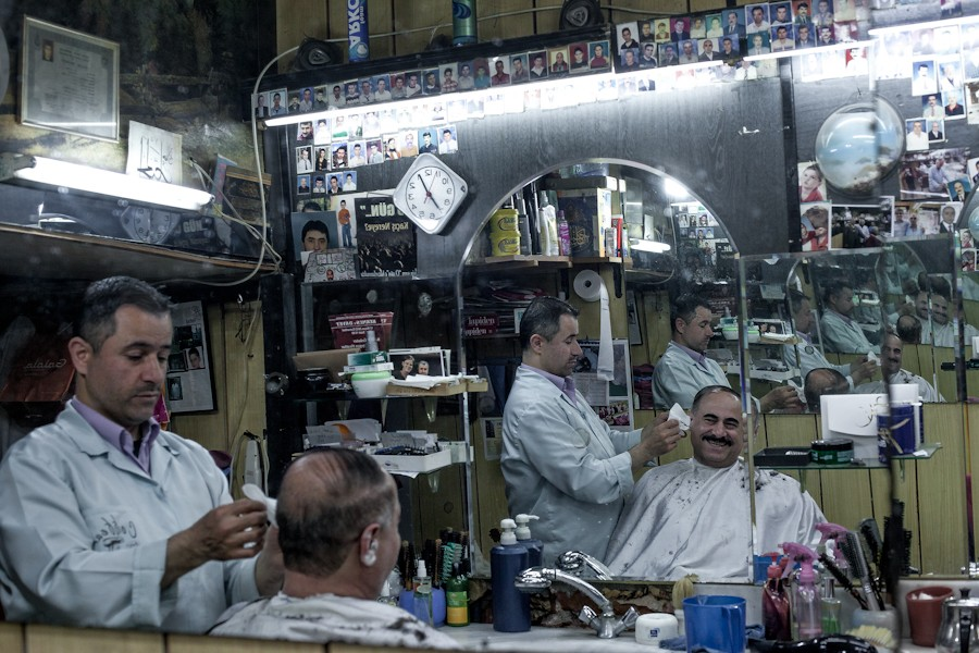 local barber in istanbul