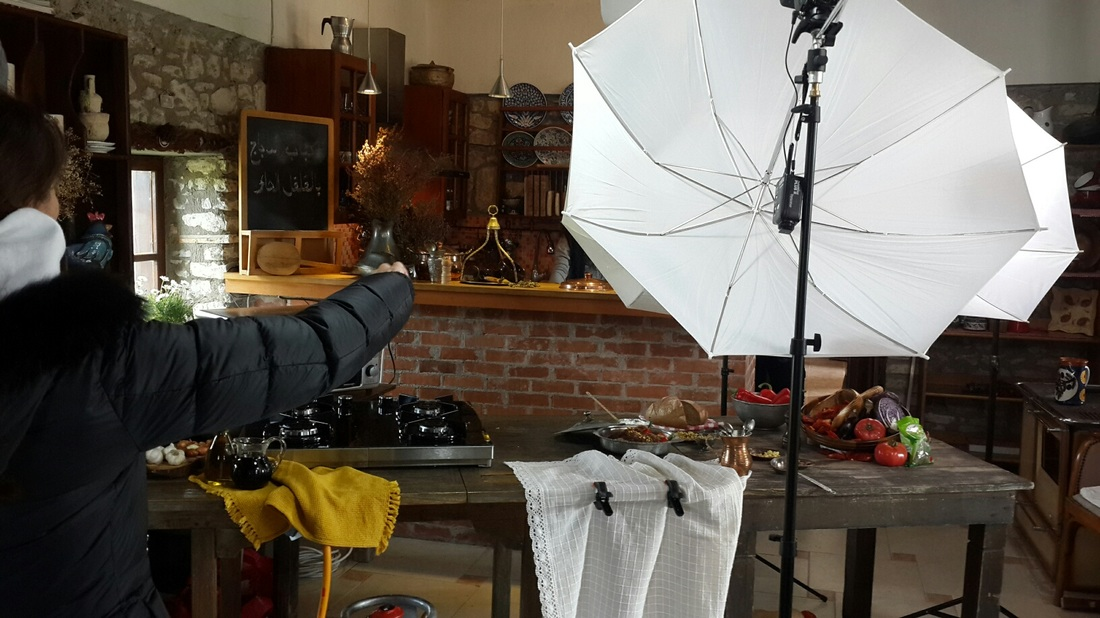 photoshooting of recipes in izmir